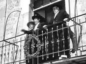 Esperanza Aguirre sale balcón (del Ayuntamiento)
