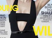 Shailene Woodley luce cuerpo increíble para Elle