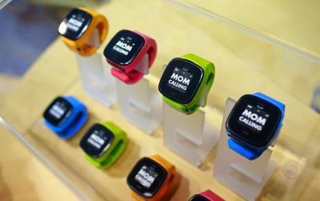Telefónica lanzará un reloj-teléfono para niños