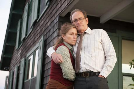 Olive Kitteridge y su genial reguero de infelicidad