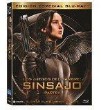 Novedades DVD-BR-VOD 13 de marzo: Los juegos del hambre: Sinsajo Parte 1, Oculus: El espejo del mal, Nunca es demasiado tarde…