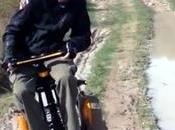 Camino Santiago silla ruedas para recaudar fondos enfermedad