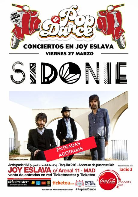 Sidonie Sold out