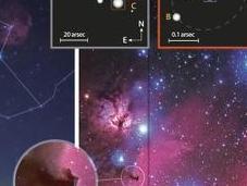 seis estrellas Sigma Orionis