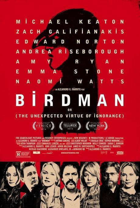 Crítica de Birdman (o la inesperada virtud de la ignorancia)