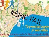 Maratón Málaga también Privatiza