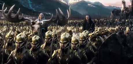 LBdC: El Hobbit: La batalla de los cinco ejércitos