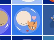 ¿Conoces Introjis: emoticonos para introvertidos?