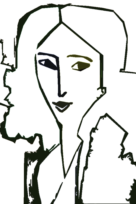 Posters de Matisse para colorear, II - Paperblog