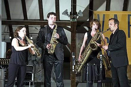 Sonic.Art Saxophone Quartet - Philip Glass & Michael Nyman Works for Saxophone Quartet (2011)