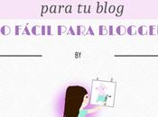 fácil para bloggers Vol3: page -frikymama-