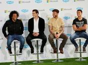 Microsoft conecta fanáticos todo mundo jugadores Real Madrid través soluciones Nube