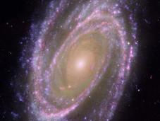 diseño perfecto gran galaxia