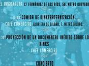Pinchada Savoy Truffle Konvención fans Kinks España.