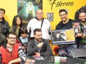 """Daniel Acuña presenta Heroes """"Imposibles Vengadores"""""""