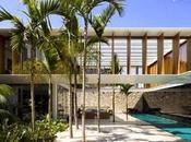 Casas modernas contemporáneas Brasil.