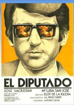Cine negro español: El Diputado (1978)