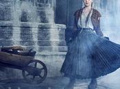 'Game Thrones' Season Peter Dinklage, Emilia Clarke, Maisie Williams Harington desfilando para