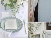Wedding inspiration: soft blue
