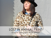 Lost Animal Print OUtfit