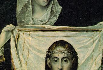 """Resultado de imagen de """"El Estandarte de la Verónica"""", una leyenda de Semana Santa inédita en Toledo"""