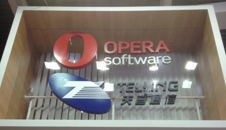 Opera conquista a iOS en el MWC15