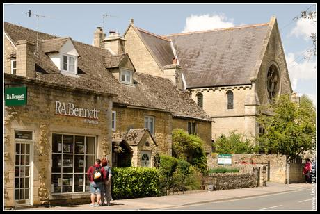 Cotswolds: Bourton on the water