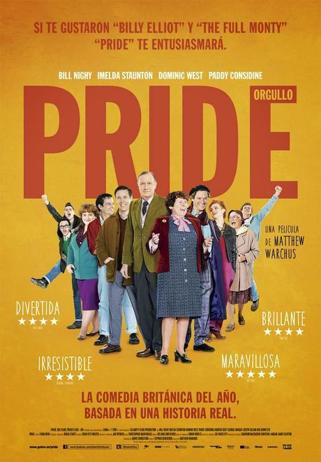 Pride. La película que emocionaría a Harvey Milk.