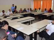 Comunitarios Consorcio dialogan sobre contaminación Villa Central.
