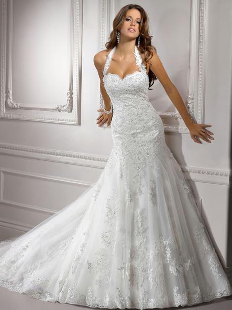 Vestidos de novia sin palabra de honor