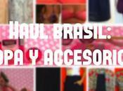 HAUL BRASIL 2015 ropa accesorios