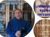 Saludo José María Toro. Jornadas Educar para Ser. Almansa 22.3.15