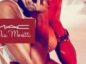 Próxima colección MAC; Moretti Parte