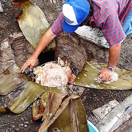 Tradición Mexicana Barbacoa De Borrego Paperblog