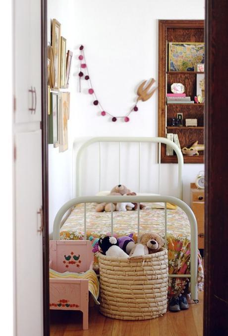 Habitaciones infantiles con camas de forja paperblog - Habitaciones de forja ...