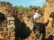 arqueólogos retoman búsqueda piedra templaria Montizón (Jaén)