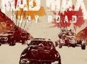 Fantástica colección pósters para 'Mad Max: Furia carretera'