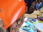 Alcalde quilmaná entrega kits escolares anexo roldan...