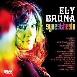 La vocalista Ely Bruna lanza Synesthesia