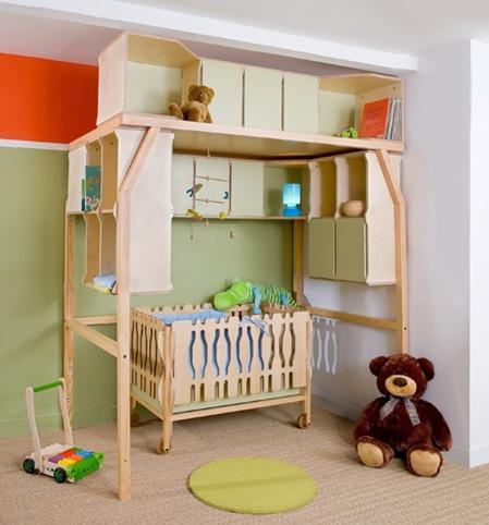 ideas para decorar una habitacin de beb con poco espacio with ideas decoracion habitacion bebe