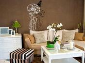 Ideas para decorar color chocolate