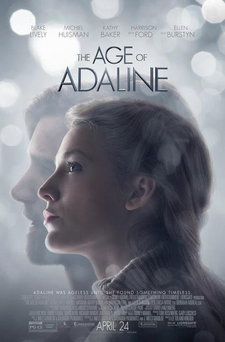 OTRO NUEVO CARTEL DE 'THE AGE OF ADALINE' CON BLAKE LIVELY, HARRISON FORD Y ELLEN BURSTYN
