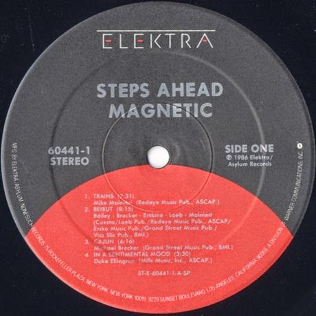 STEPS AHEAD: Magnetic