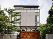 Casa Vanguardista Singapur