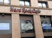 Cumpleaños Hard Rock Café
