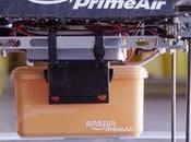 Amazon tiene permiso para volar drones repartidores.