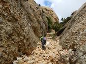 Pujador Roca Grossa. Roques Benet. Parc Natural dels Ports (Tarragona)