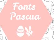 Tipos letras para Pascua