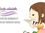 Receta saludable: Salsa Pesto