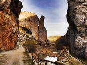 Senderismo Calomarde, barranco Albarracín